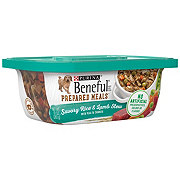 Purina Beneful Prepared Meals Savory Rice And Lamb Stew