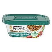 Purina Beneful Prepared Meals Savory Rice & Lamb Stew Wet Dog Food