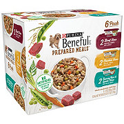 Purina Beneful Prepared Meals Variety Pack