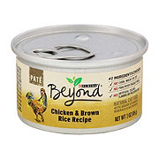 Purina Beyond Chicken & Brown Rice Pate Cat Food