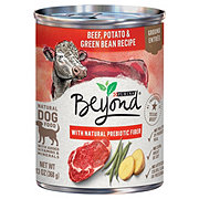 Purina Beyond Grain Free Beef Potato & Green Bean Ground Entree Wet Dog Food