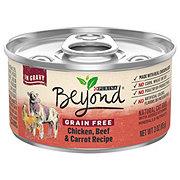 Purina Beyond Grain Free Chicken Beef &Carrot Recipe Cat Food