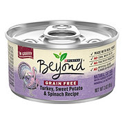 Purina Beyond Grain Free Turkey Sweet Potato and Spinach
