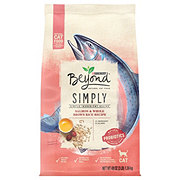 Purina Beyond Natural Salmon & Whole Brown Rice Cat Food