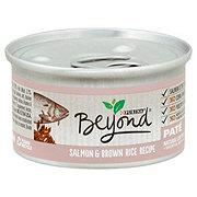 Purina Beyond Salmon & Brown Rice Pate Cat Food