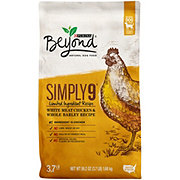 Purina Beyond Simply 9 White Meat Chicken & Whole Barley Dry Dog Food