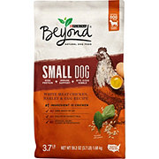 Purina Beyond Small Dog White Meat Chicken Barley & Egg Dry Dog Food