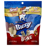 Purina Busy Bone Tiny Real Meat Chewbone Adult Dog Treats
