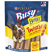 Purina Busy Twist'd with Beggin' Small & Medium Dog Treats