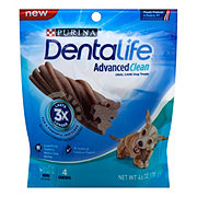Purina DentaLife Advanced Clean Weekly Deep Clean Chews