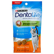 Purina DentaLife Chicken Flavor Dental Treats For Cats
