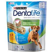 Purina DentaLife Oral Care Large Dog Treats