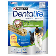 Purina DentaLife Oral Care Small & Medium Dog Treats