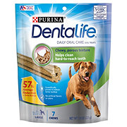 Purina DentaLife Oral Care Treats for Large Dogs