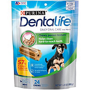 Purina DentaLife Oral Care Treats For Mini Dogs
