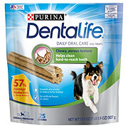 Purina DentaLife Oral Care Treats For Small/Medium Dogs