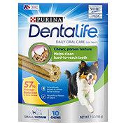 Purina DentaLife Oral Care Treats, Small/Medium