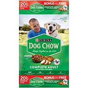 Purina Dog Chow Complete with Real Chicken Dry Dog Food
