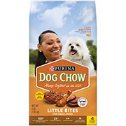 Purina Dog Chow Little Bites Chicken & Beef Dry Dog Food