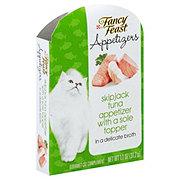 Purina Fancy Feast Appetizers Skipjack Tuna Cat Treat