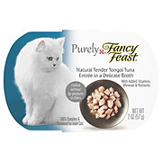 Purina Fancy Feast Appetizers Tender Tongol Tuna Cat Food
