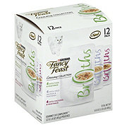 Purina Fancy Feast Broths Creamy Collection Cat Food Variety Pack