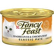 Purina Fancy Feast Classic Tender Liver and Chicken Feast Gourmet Cat Food