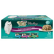 Purina Fancy Feast Elegant Medleys Florentine Collection with Garden Greens Gourmet Cat Food