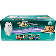 Purina Fancy Feast Elegant Medleys Shredded Fare Collection Gourmet Cat Food
