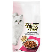 Purina Fancy Feast Filet Mignon Flavor with Real Seafood & Shrimp Gourmet Cat Food