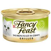 Purina Fancy Feast Grilled Salmon Feast in Gravy Gourmet Cat Food