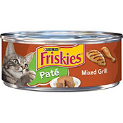 Purina Friskies Classic Pate Mixed Grill Cat Food