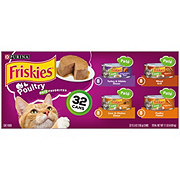 Purina Friskies Classic Pate Poultry Favorites Variety Pack