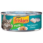 Purina Friskies Classic Pate Sea Captain's Choice Cat Food