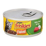 Purina Friskies Flaked Tuna And Egg
