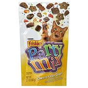 Purina Friskies Party Mix Cheezy Craze Crunch Cat Treats