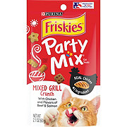 Purina Friskies Party Mix Mixed Grill Cat Treats