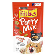 Purina Friskies Party Mix Original Cat Treats