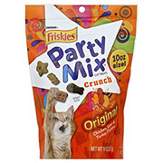 Purina Friskies Party Mix Original Crunch Cat Treats