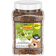 Purina Friskies Party Mix Treasure Island Cat Treats
