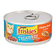Purina Friskies Tasty Treasures Chicken with Bacon Cat Food