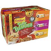 Purina Friskies Tasty Treasures Value Pack Cat Food