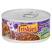 Purina Friskies Tasty Tresasures Pate Turkey & Chicken Cat Food