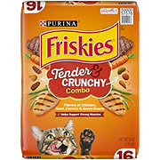 Purina Friskies Tender & Crunchy Combo Cat Food