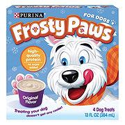 Purina Frosty Paws Original Flavor Frozen Dog Treats