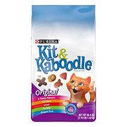 Purina Kit & KaboodleOriginal Dry Cat Food