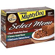 Purina Mighty Dog Select Menu Variety Food 12 PK