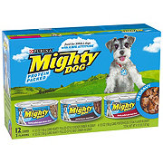 Purina Mighty Dog Wet Dog Food Variety Pack