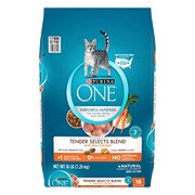 Purina ONE Adult Cat Chicken and Rice Formula Food