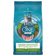 Purina ONE Indoor Advantage Adult Cat Hairball and Healthy Weight Formula Food
